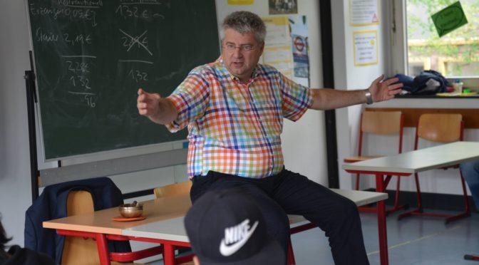 """Dr. Sven Tode (SPD): """"Ein Mensch ist ein Mensch. Punkt."""""""